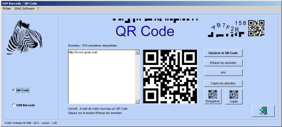 Cliquez Sur Limage Pour Telecharger Le Logiciel Generateur QR Code